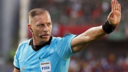 Uruguay vs. Francia | Néstor Pitana fue seleccionado para arbitrar el duelo
