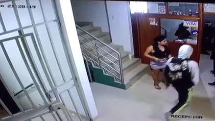 Chiclayo: ladrones fingieron ser pareja para robar en hotel