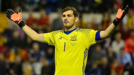 Jorge Campos no se explica por qué Iker Casillas no fue convocado al Mundial