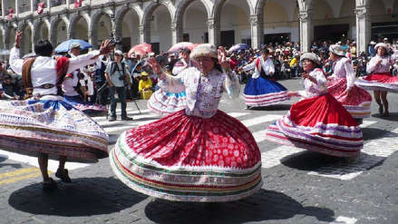 Programa por el 478 Aniversario de Arequipa se presentará en el Congreso