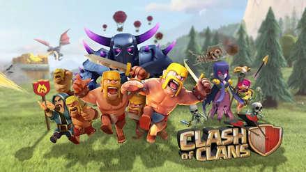 Los usuarios de Clash of Clans han gastado 4000 millones de dólares