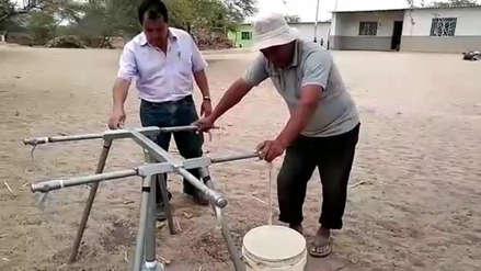 Esperan informe para contar con sistema que elimina metales del agua en Mórrope