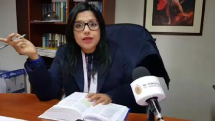 Investigarán a fiscal que permitió liberación de agresor de mujer en Cusco