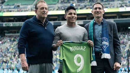 Conoce a las estrellas que jugarán con Raúl Ruidíaz en la MLS