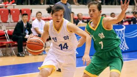 Las dos Coreas disputan su primer partido de baloncesto en 15 años