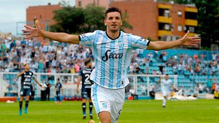 Alianza Lima se reforzó con el delantero uruguayo Mauricio Affonso
