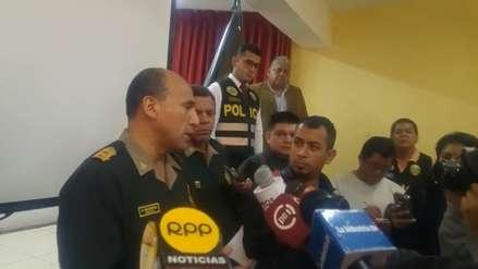 Escolar es herido por perdigón durante clases en Trujillo