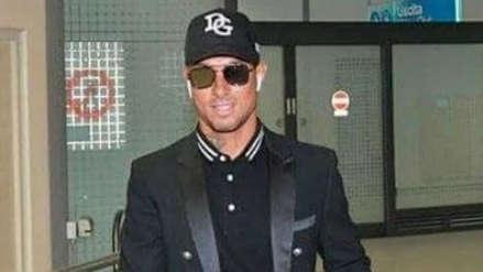 El doble de Cristiano Ronaldo que causó sensación en Italia