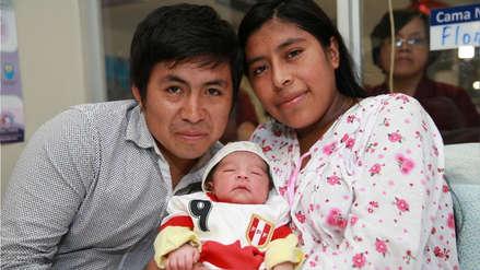 Gobierno promulgó ley con la que hombres tendrán 10 días de licencia por paternidad