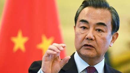 China pide a las grandes potencias