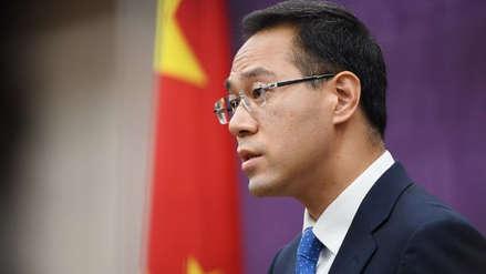"""China no quiere una guerra comercial: """"No seremos los que disparen la primera bala"""""""