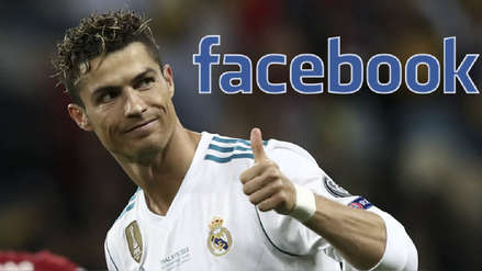 Cristiano Ronaldo tendría su propio reality show a través de Facebook