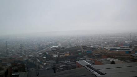 Ticlio Chico fue declarado en emergencia por bajas temperaturas