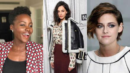 Se eligió a los nuevos ángeles de Charlie: Kristen Stewart, Naomi Scott y Lupita Nyong'o