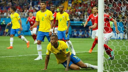 Brasil - Bélgica | La 'Canarinha' pierde a un jugador para lo que resta de la Copa del Mundo
