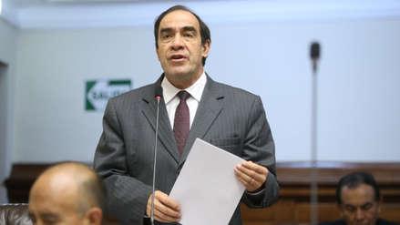 Yonhy Lescano anunció que será precandidato a la Presidencia de la República