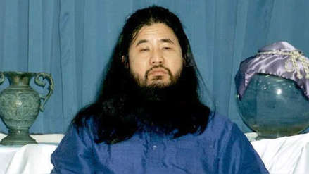 Exgurú de secta apocalíptica fue ejecutado en Japón por atentado masivo con gas sarín