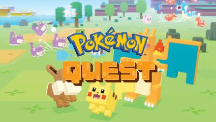Pokémon Quest llega a los 3 millones de dólares de ganancias en una semana