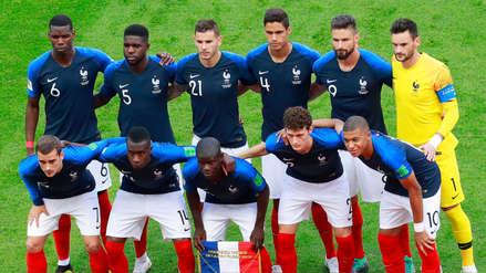 El 11 titular de Francia que buscará la gloria ante Uruguay en cuartos de final