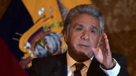Lenín Moreno insta a Correa a volver a Ecuador para comparecer ante la justicia