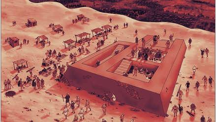 Las fiestas en Paracas entre los siglos VII y III a.C. promovieron cohesión entre primeros pueblos del Perú