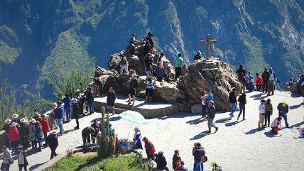 Sector turismo crecerá 20% este año en Arequipa