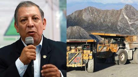 Arana denunció que trabajador de minera fue despedido por reclamar el acoso de un funcionario a su hija
