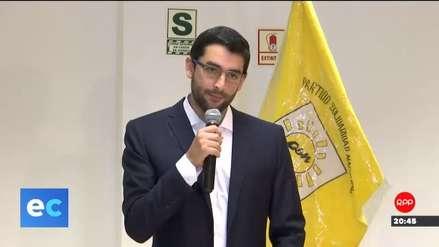 Castañeda Pardo a Manuel Velarde: