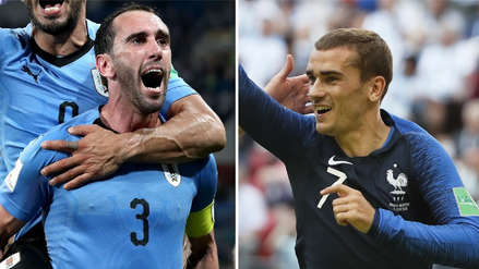 Godín vs Griezmann, un duelo 'colchonero' que regala el Uruguay vs. Francia