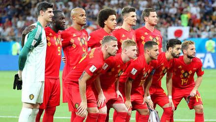El probable 11 de Bélgica que medirá fuerzas ante Brasil en los cuartos
