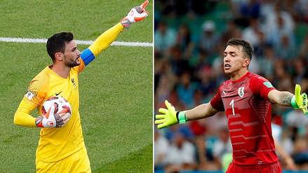 Uruguay perdió ante Francia por los cuartos de final Rusia 2018