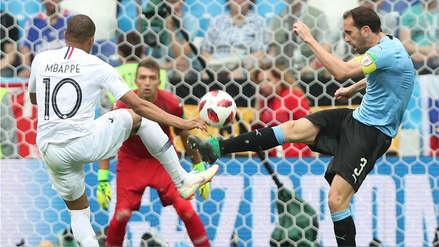 Uruguay vs. Francia: Diego Godín salió en defensa del portero Fernando Muslera