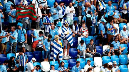 ¡Conmovedor! El llanto de un niño uruguayo por la derrota ante Francia