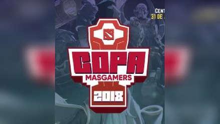 La Copa Masgamers 2018 no admitirá a jugadores baneados de Dota 2