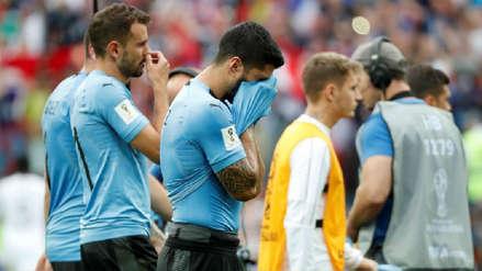 Las cinco claves de la derrota de Uruguay a manos de Francia en Rusia 2018