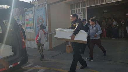Arequipa: Bebé de un año murió ahogada en una tina con agua