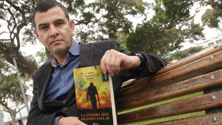 Carlos Enrique Freyre: Entrar en la mente de un militar a través de la literatura