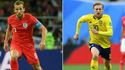 Inglaterra vs. Suecia: Resumen, jugadas y goles del partido por la Copa del Mundo