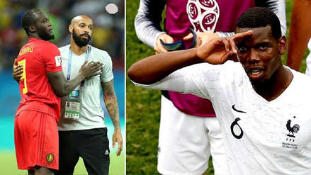 Thierry Henry se enfrentará a su querida Francia en las semifinales de Rusia 2018