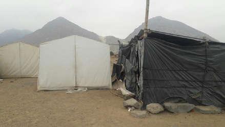 Damnificados por El Niño Costero siguen en carpas y módulos en Ascope