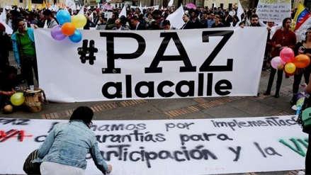Al menos 178 líderes sociales fueron asesinados en Colombia desde la firma de la paz con las FARC