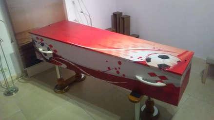 Brasil - Bélgica | La increíble promoción de una funeraria si ganan los 'Diablos Rojos' en Rusia 2018