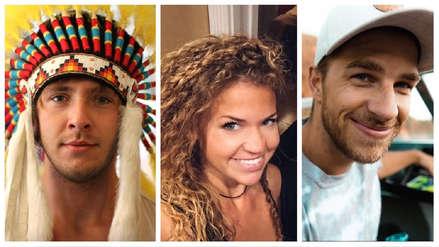 Tres famosos youtubers murieron al caer por una cascada en Canadá