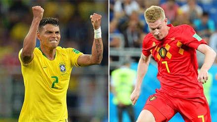 Brasil 0-2 Bélgica EN VIVO EN DIRECTO ONLINE: Fecha, horarios y alineaciones probables