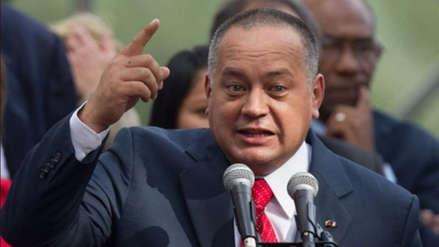 """Diosdado Cabello: """"Venezuela será otro Vietnam si es invadida"""""""