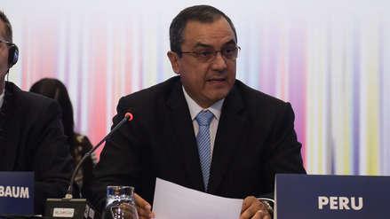 Ministro Carlos Oliva asiste a reunión de ministros de finanzas de la Alianza del Pacífico