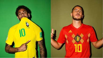 Brasil vs. Bélgica: ¿Cuánto puedes ganar si aciertas quién pasa a semifinales de Rusia 2018?