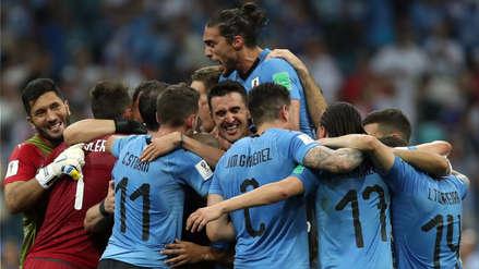 Este es el equipo titular de Uruguay para enfrentar a Francia en Rusia 2018