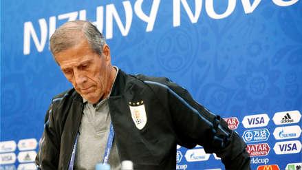 Uruguay vs. Francia: el récord que consiguió Óscar Tabárez en el Día del Maestro