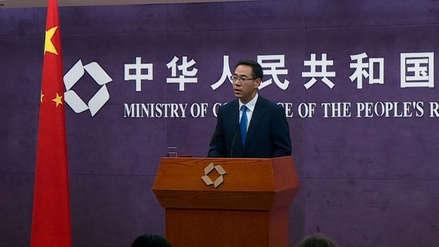 China respondió por aranceles de EE.UU. en la